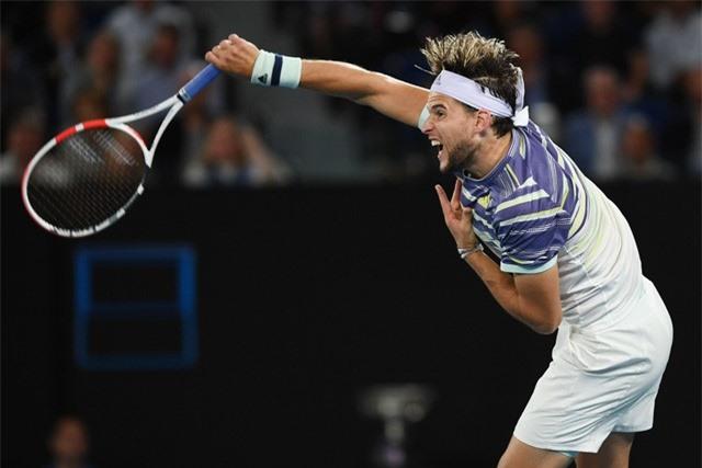Australia mở rộng 2020: Novak Djokovic lên ngôi lần thứ 8 sau 5 set kịch tính - Ảnh 2.
