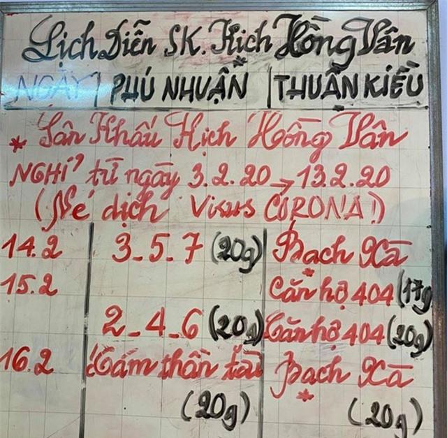 NSND Hồng Vân đóng cửa sân khấu, Bích Phương hủy lịch bán vé concert vì dịch cúm corona - 2