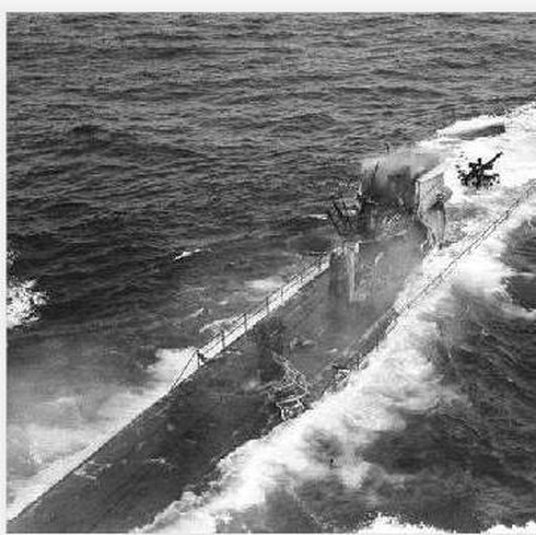 Chiến thuật bầy sói tàu ngầm quy mô lớn của Đức Quốc Xã đã gây ra thiệt hại khổng lồ cho quân Đồng minh. Nguồn: Sina.