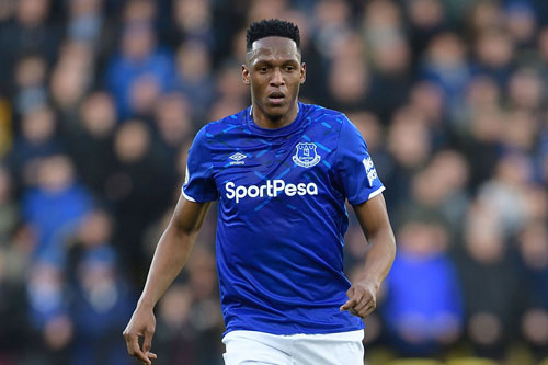 Hậu vệ: Yerry Mina (Everton).
