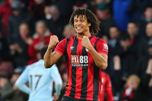 Hậu vệ: Nathan Ake (Bournemouth).