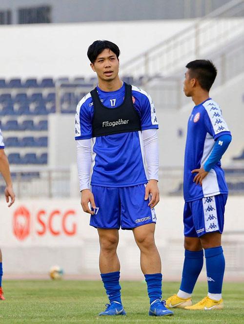 Trở lại V-League, Công Phượng được Transfermarkt định cao là cầu thủ nội cao giá nhất giải đấu này