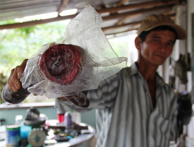 Nhung nai giá 8-10 triệu đồng/kg