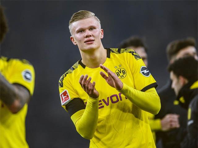 Haaland ghi 7 bàn sau 2 trận đấu đầu cho Dortmund