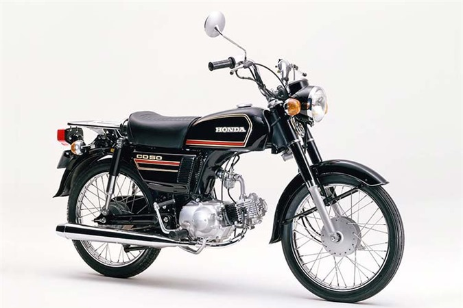 Honda CD50 Benly