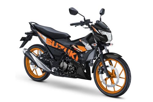 Suzuki Raider Fi.
