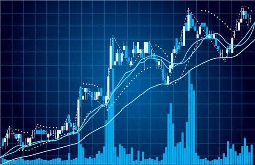 Illustration of Vietnam's stock market in 2020.