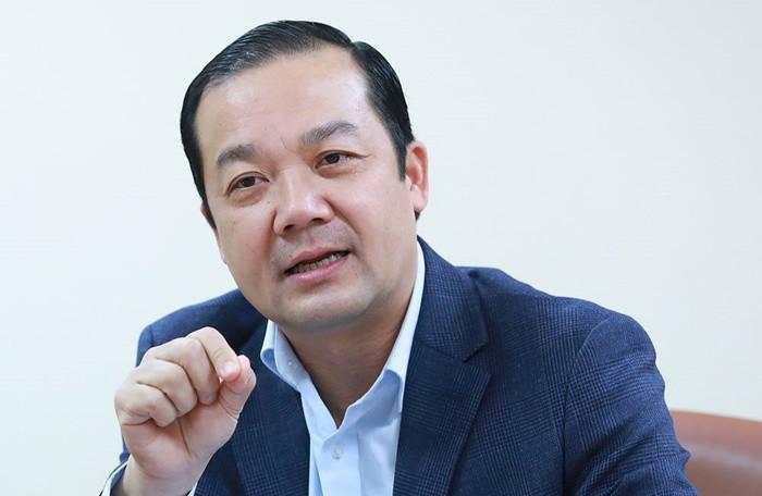 Ông Phạm Đức Long - CEO VNPT.