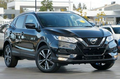 6. Nissan Qashqai (doanh số: 260.428 chiếc).