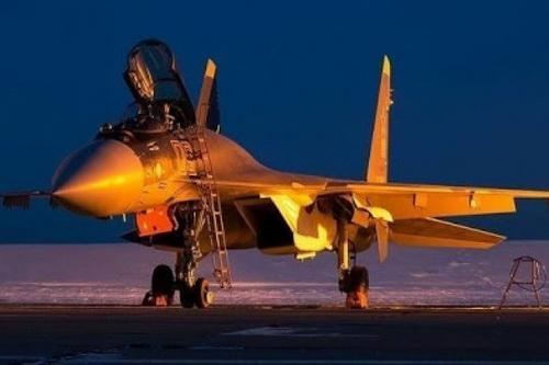 Indonesia bất ngờ chỉ trích nặng nề tiêm kích Su-35 của Nga. Ảnh: Avia-pro.