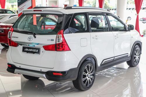 1. Toyota Avanza (doanh số: 86.374 chiếc).