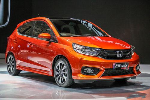 2. Honda Brio (doanh số: 70.344 chiếc).