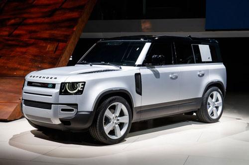 4. Land Rover Defender 2020.