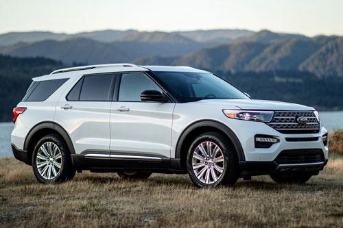 5. Ford Explorer 2020.