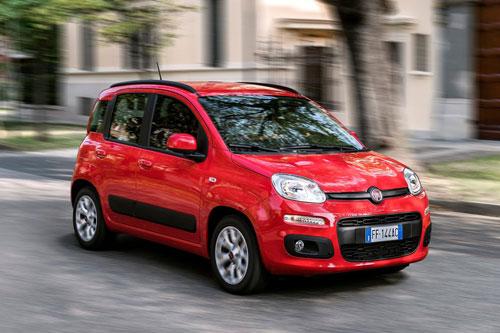 6. Fiat Panda.