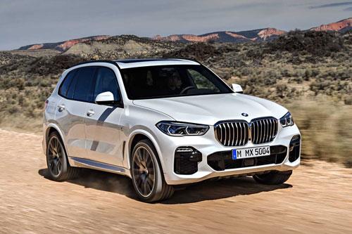 7. BMW X5 2020.