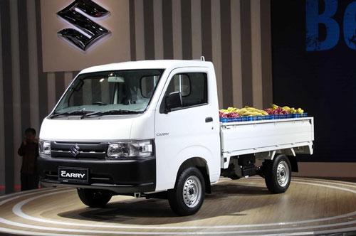 7. Suzuki Carry Pikap (doanh số: 52.694 chiếc).