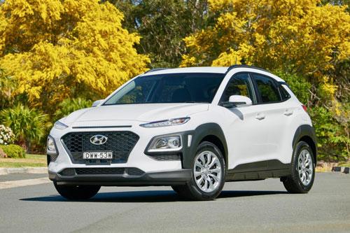 8. Hyundai Kona 2020.