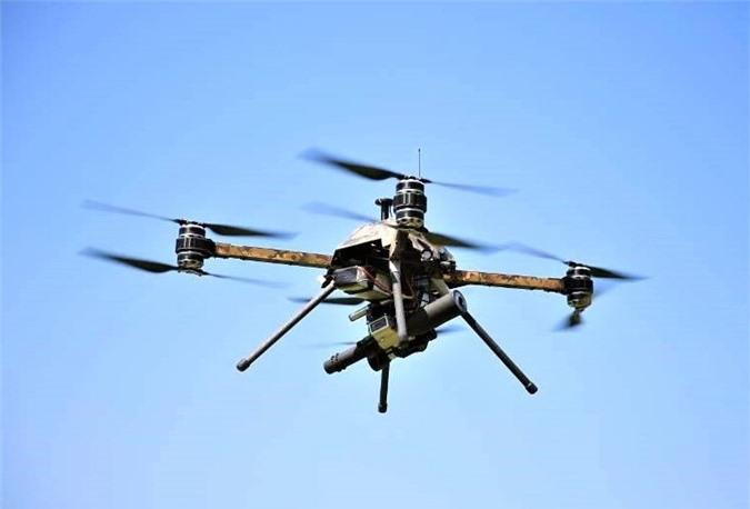 do pha min tu tren khong - chuc nang moi cua drone hinh 2