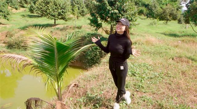 """Nông trại tiền tỷ có suối chảy róc rách của """"mỹ nhân hàng hiệu"""" trong showbiz Việt - 2"""