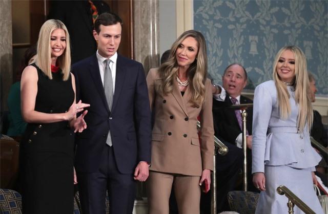 Tổng thống Trump đọc Thông điệp liên bang: Nước Mỹ ngày càng thịnh vượng - 4