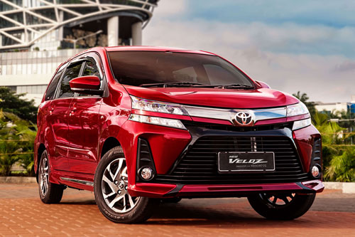 Toyota Avanza Veloz 2020.