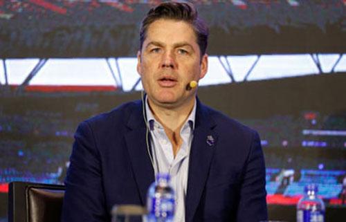 Ông Richard Masters giám đốc điều hành của Premier League.