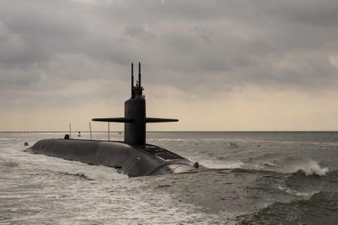 Tàu ngầm lớp Ohio