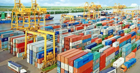 Vietnam experienced a trade deficit in January 2020. Photo: Internet