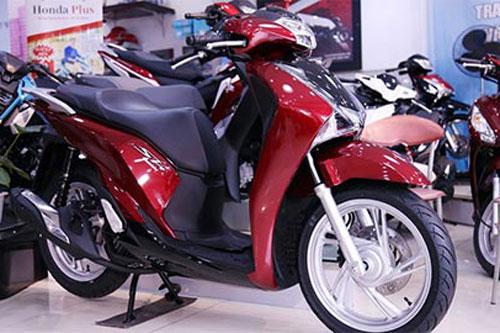 Honda SH 150.