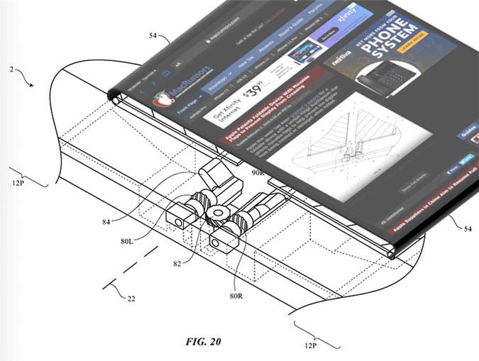 Apple đang rất nghiêm túc với iPhone màn hình gập - Ảnh 1.