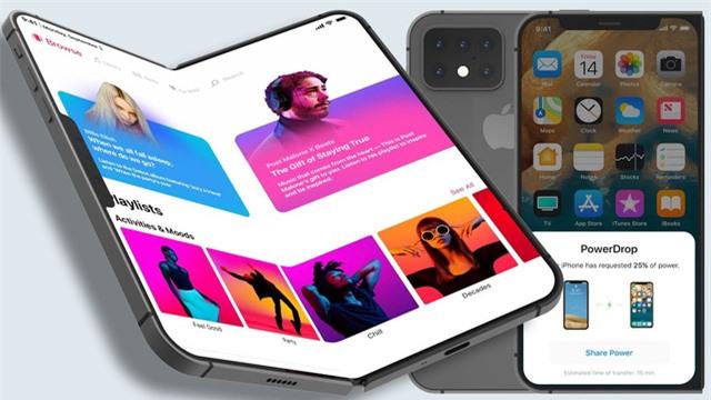 Apple đang rất nghiêm túc với iPhone màn hình gập - Ảnh 2.