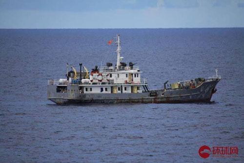 Các tàu chiến lớp Vạn Hoa được thiết kế và đóng bởi chính Hải quân Việt Nam. Đây là các tàu có trọng tải nhẹ, tốc độ di chuyển cao được sử dụng làm tàu tuần tra trên biển. Nguồn ảnh: QQ.