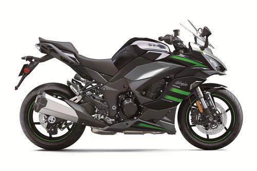 3. Kawasaki Ninja 1000SX 2020 (giá: 13.999 euro).