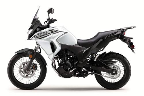 6. Kawasaki Versys-X 300 2020 (giá: 5.899 euro).