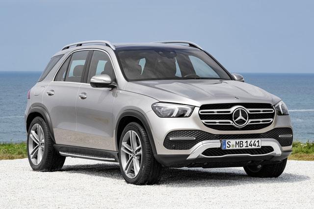 6. Mercedes-Benz GLE 450 (giá khởi điểm: 62.145 USD).