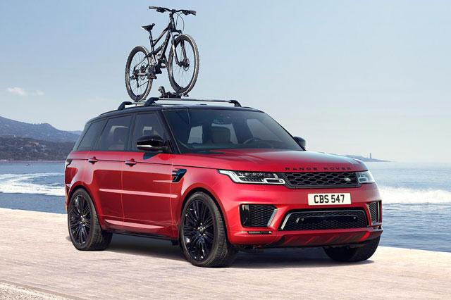 9. Range Rover Sport SE (giá khởi điểm: 68.650 USD).