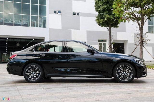 BMW 330i M-Sport.