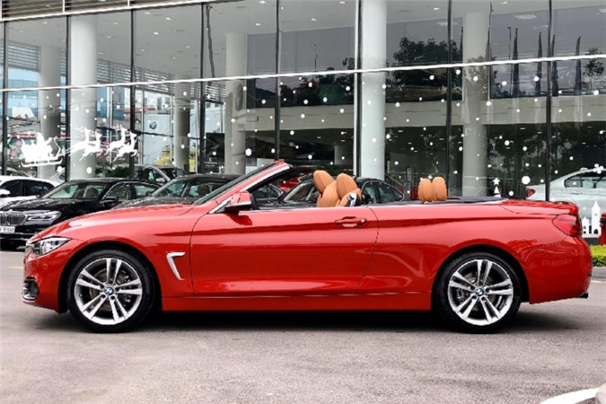 Can canh BMW 420i Convertible duoi 3 ty dong tai Viet Nam-Hinh-2