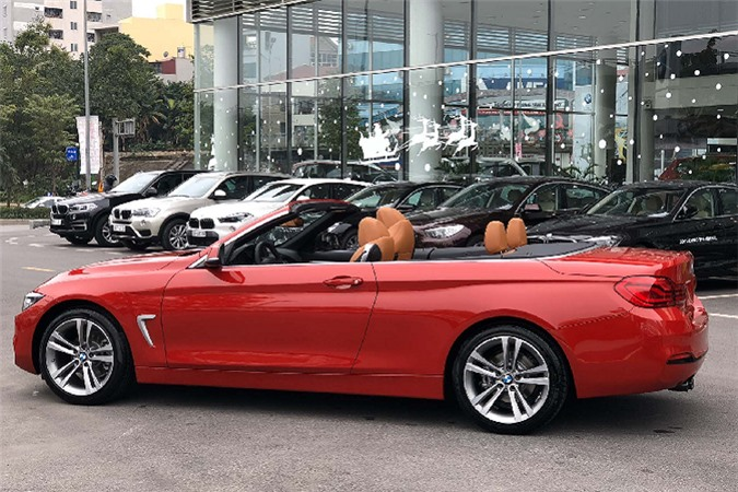 Can canh BMW 420i Convertible duoi 3 ty dong tai Viet Nam-Hinh-9