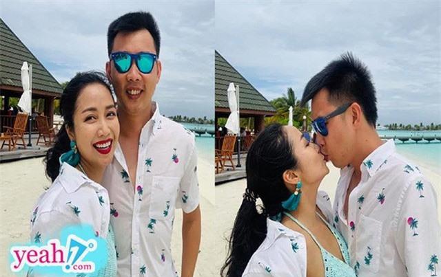 Ốc Thanh Vân:  Giữ chồng bằng cách để chồng làm trợ lý - Ảnh 2.