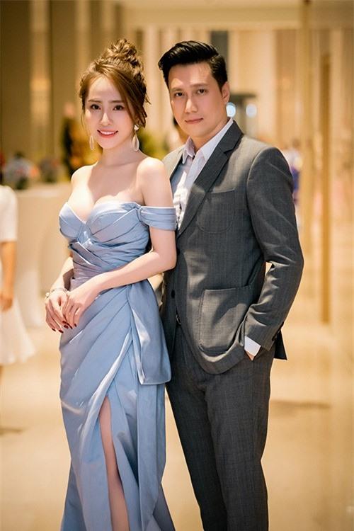 Quỳnh Nga: Tim tôi đập thình thịch khi hôn Việt Anh - Ảnh 2.