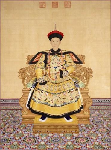Nguyên nhân vua Càn Long luôn sủng ái Hòa Thân Vua Càn Long lúc còn trẻ