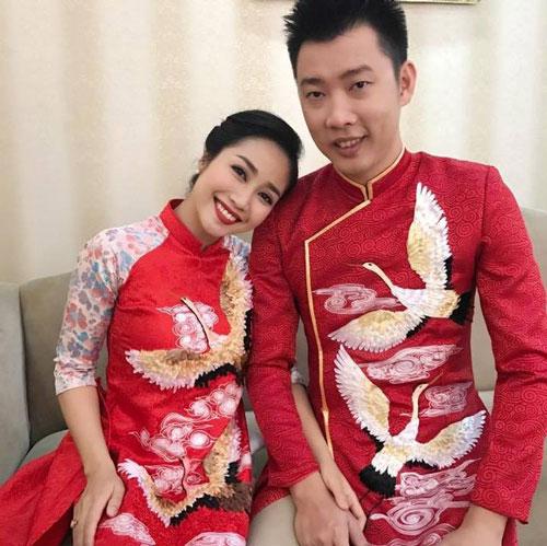 Vợ chồng Ốc Thanh Vân