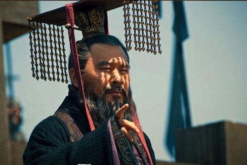 Tạo hình Tào Tháo trong phim.