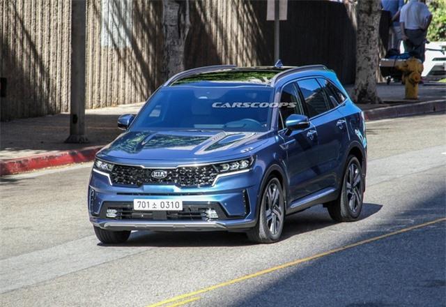Kia tuyên bố chính thức giới thiệu phiên bản Sorento 2021 tại Triển lãm ô tô Geneva vào ngày 3/3 tới.