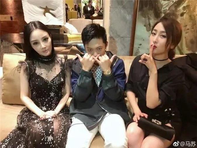 Ban than da xeo chuyen ngoai tinh cua Ly Tieu Lo tren song truyen hinh-Hinh-2
