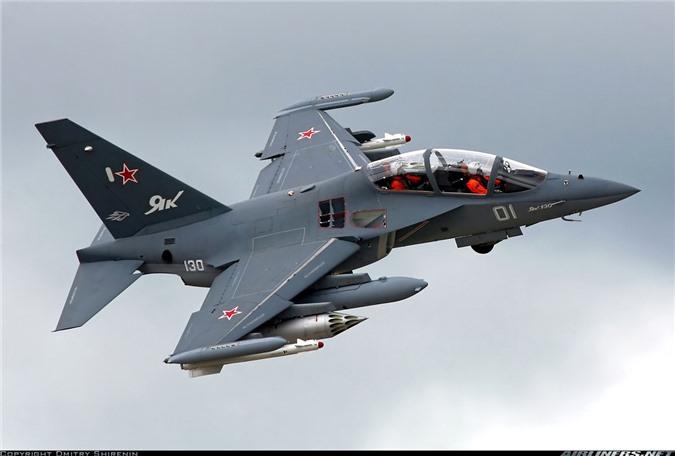 Kha nang mo phong cuc doc cua may bay Yak-130 Khong quan Viet Nam sap so huu-Hinh-11
