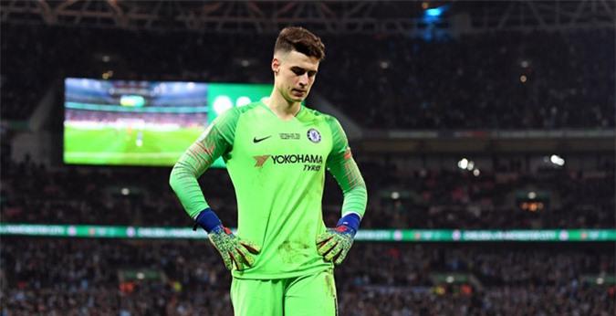 Kepa ngày càng sa sút và Chelsea cần tìm người thay thế ngay Hè này