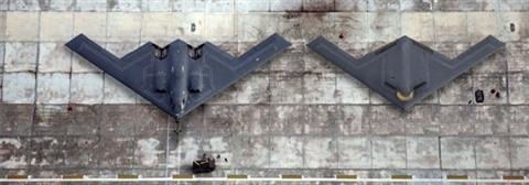 My cong bo hinh anhB-21 Raider, bo xa PAK DA